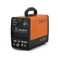 Сварочный инвертор DWT TIG-250 SA